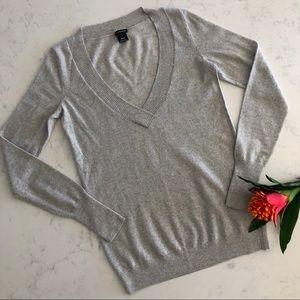 Club Monaco Gray Wool Sweater